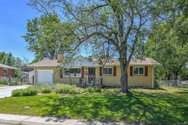 13194 W 23rd Avenue, Golden, CO 80401 (#5553344) :: Sellstate Realty Pros