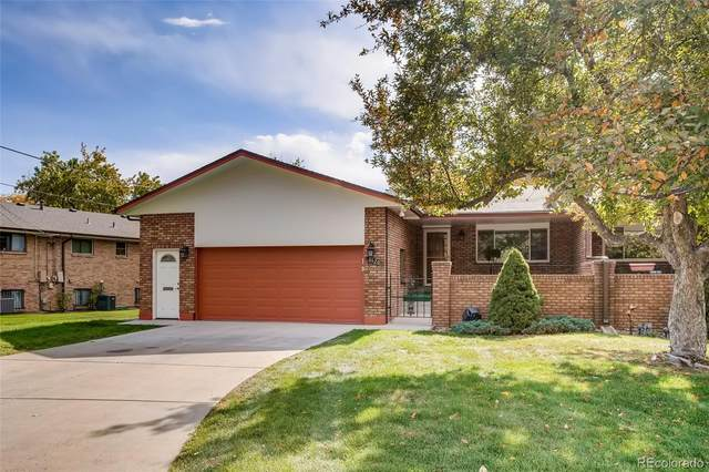 6520 W 34th Avenue, Wheat Ridge, CO 80033 (#5553364) :: The DeGrood Team