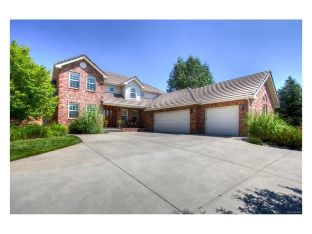 12935 W 81st Avenue, Arvada, CO 80005 (MLS #5553716) :: 8z Real Estate