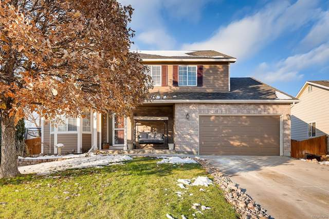 11331 River Run Place, Commerce City, CO 80640 (#5553876) :: The Peak Properties Group