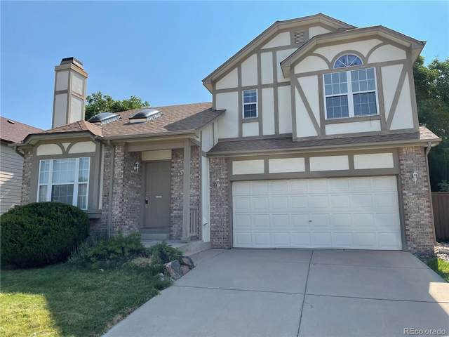 8362 White Cloud Street, Highlands Ranch, CO 80126 (#5554220) :: The Gilbert Group