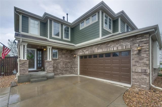 2481 S Jebel Way, Aurora, CO 80013 (#5554323) :: The Galo Garrido Group