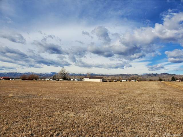 0 W County Road 66E, Fort Collins, CO 80524 (#5554718) :: Briggs American Properties