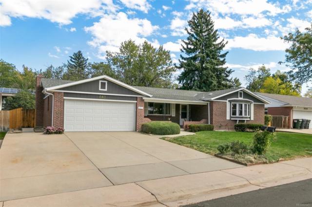 682 S Oswego Court, Aurora, CO 80012 (MLS #5554727) :: 8z Real Estate