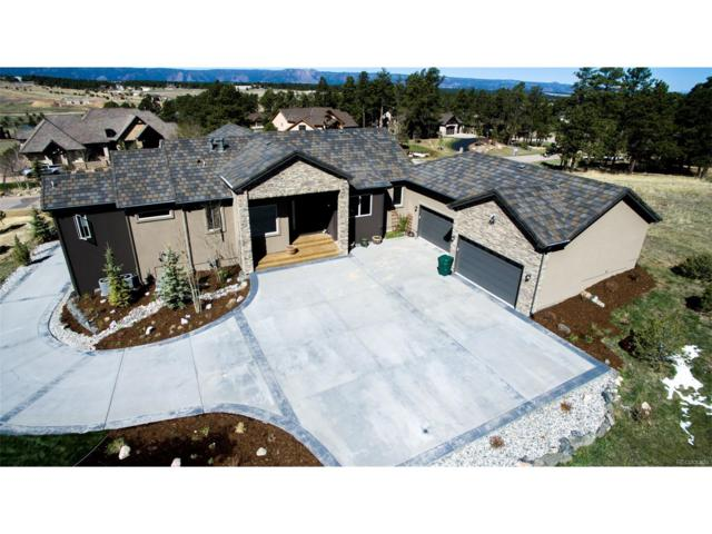 17545 Pond View Place, Colorado Springs, CO 80908 (MLS #5554902) :: 8z Real Estate