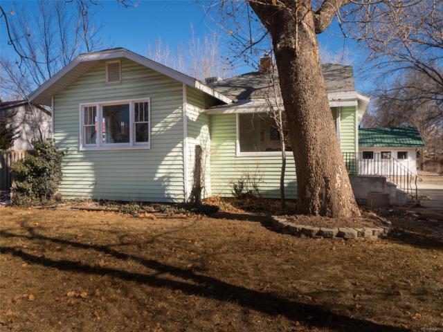 2322 1st Street, Grand Junction, CO 81501 (MLS #5555124) :: 8z Real Estate