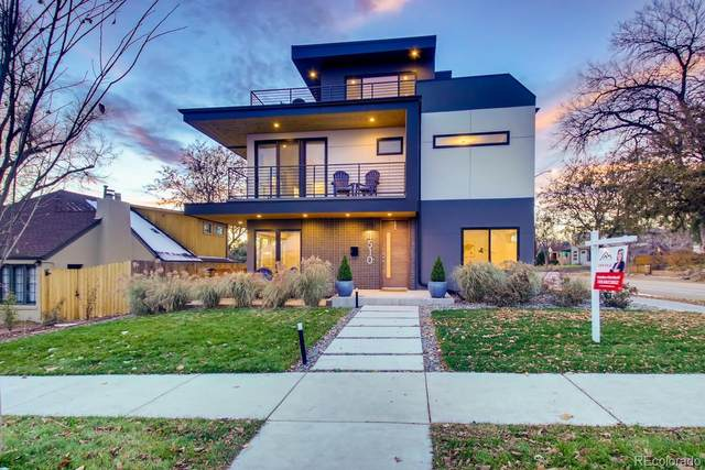 4510 W 29th Avenue, Denver, CO 80212 (#5555162) :: The DeGrood Team