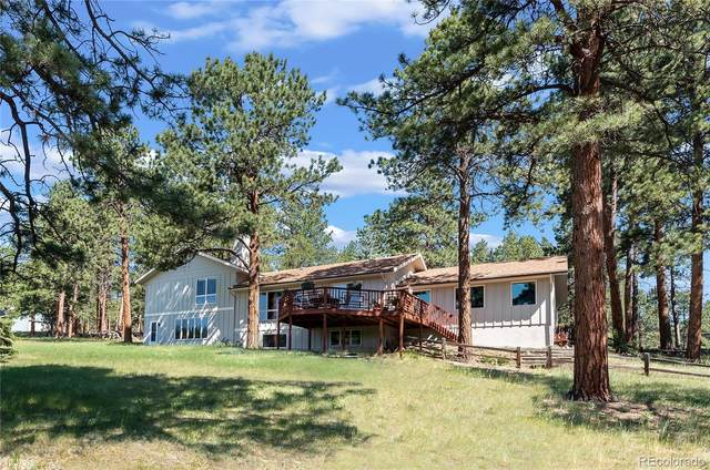 27854 War Admiral Trail, Evergreen, CO 80439 (#5555281) :: The Griffith Home Team