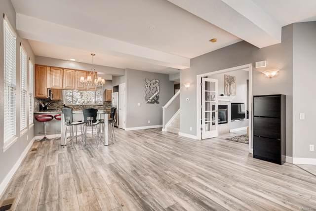 8063 E Harvard Circle, Denver, CO 80231 (#5555523) :: 5281 Exclusive Homes Realty