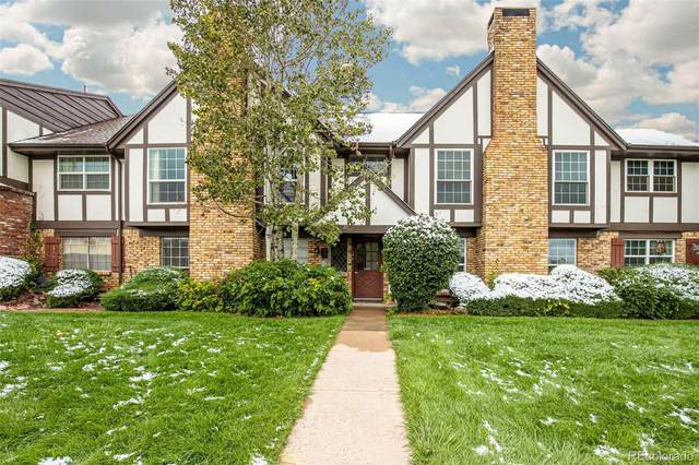 3855 S Monaco Parkway #207, Denver, CO 80237 (#5556566) :: The Healey Group