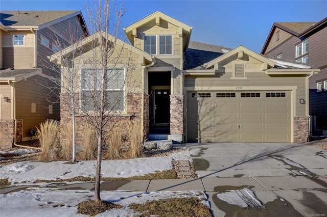 2285 Prospect Lane, Broomfield, CO 80023 (#5557181) :: The Dixon Group