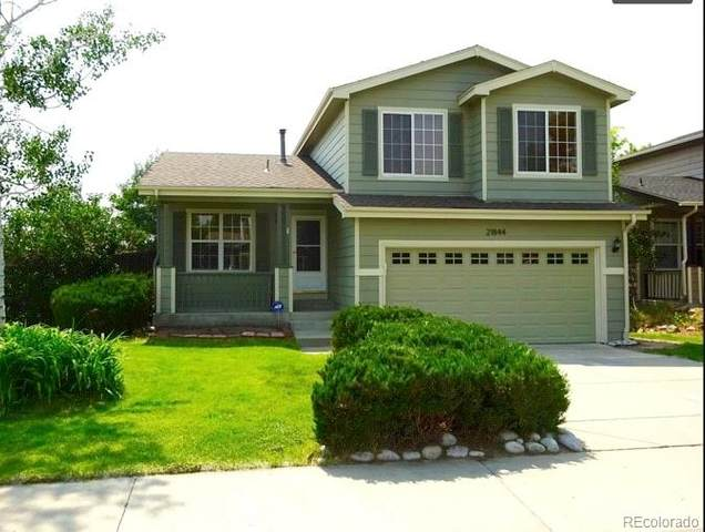 21844 Silver Meadow Circle, Parker, CO 80138 (#5557453) :: iHomes Colorado
