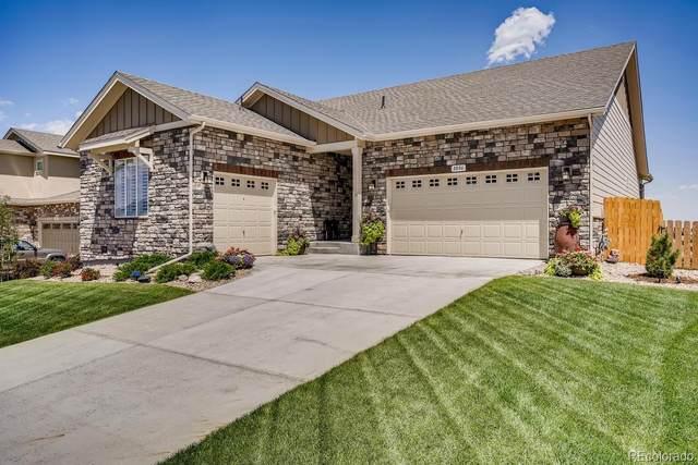 8806 Bross Street, Arvada, CO 80007 (MLS #5557778) :: 8z Real Estate