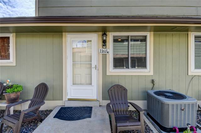 1165 S Fairplay Circle C, Aurora, CO 80012 (MLS #5557918) :: Colorado Real Estate : The Space Agency
