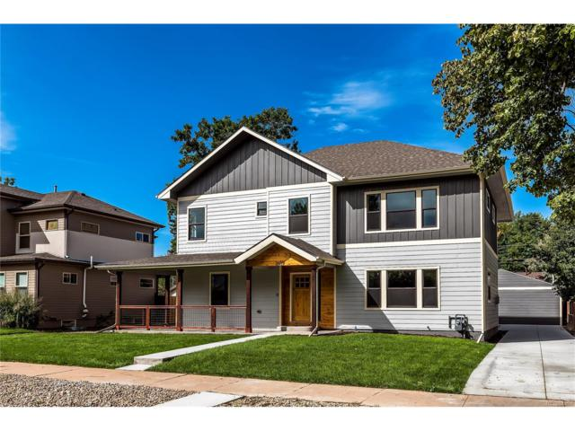 2039 S Gilpin Street, Denver, CO 80210 (MLS #5557941) :: 8z Real Estate