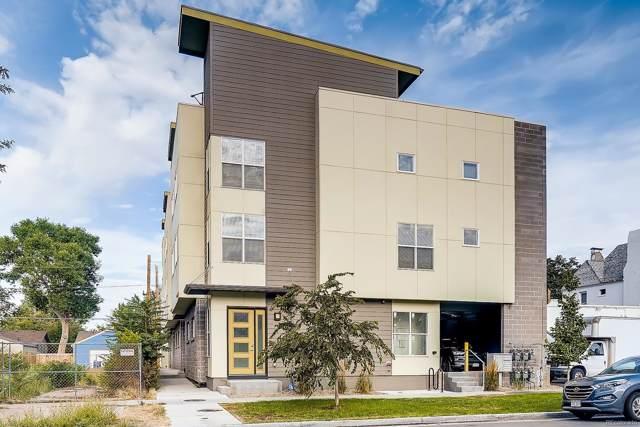 4943 Lowell Boulevard #1, Denver, CO 80221 (#5558038) :: The Peak Properties Group