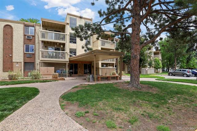 1306 S Parker Road #171, Denver, CO 80231 (#5558294) :: The Griffith Home Team