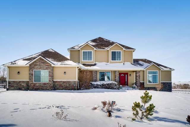 41860 Muirfield Loop, Elizabeth, CO 80107 (MLS #5558552) :: 8z Real Estate