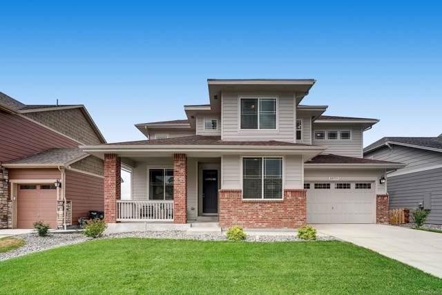 20773 Scenic Park Drive, Parker, CO 80138 (MLS #5558830) :: 8z Real Estate