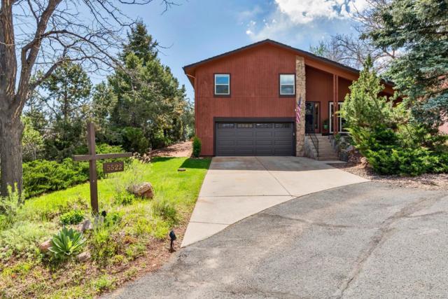 5522 Golf Course Drive, Morrison, CO 80465 (#5558960) :: Wisdom Real Estate