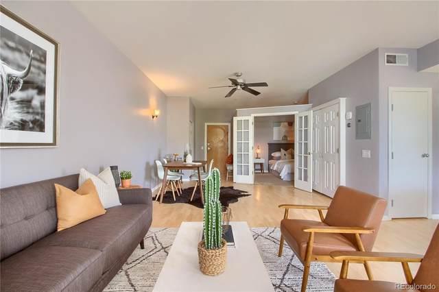 837 E 17th Avenue 2D, Denver, CO 80218 (MLS #5559048) :: 8z Real Estate