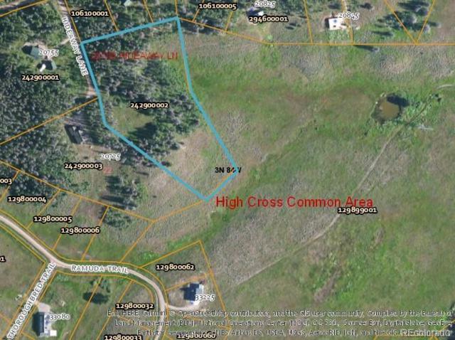 20700 Hideaway Lane, Oak Creek, CO 80467 (#5559335) :: Mile High Luxury Real Estate