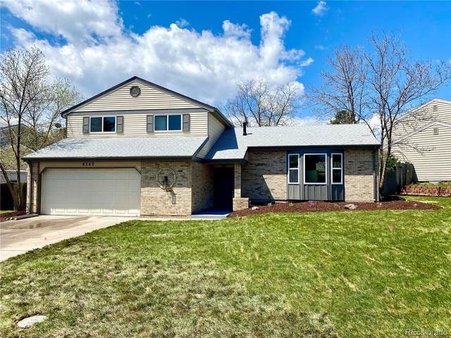 8345 Garland Drive, Arvada, CO 80005 (#5559498) :: The DeGrood Team