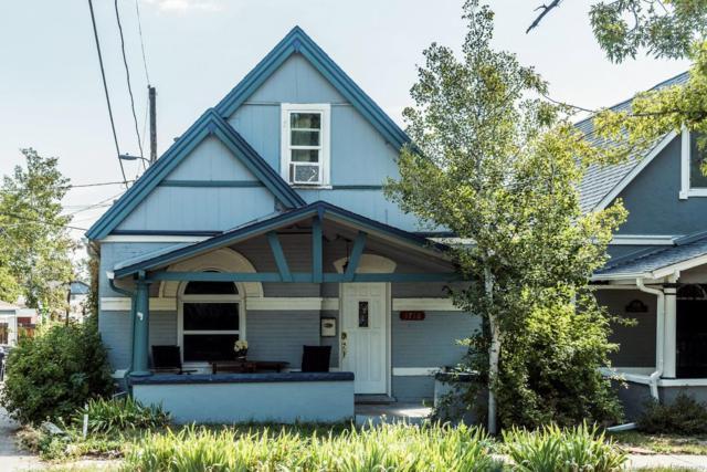 3718 Julian Street, Denver, CO 80211 (MLS #5559563) :: Kittle Real Estate