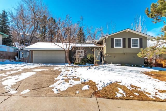 12214 W Applewood Knolls Drive, Lakewood, CO 80215 (#5559574) :: The Peak Properties Group