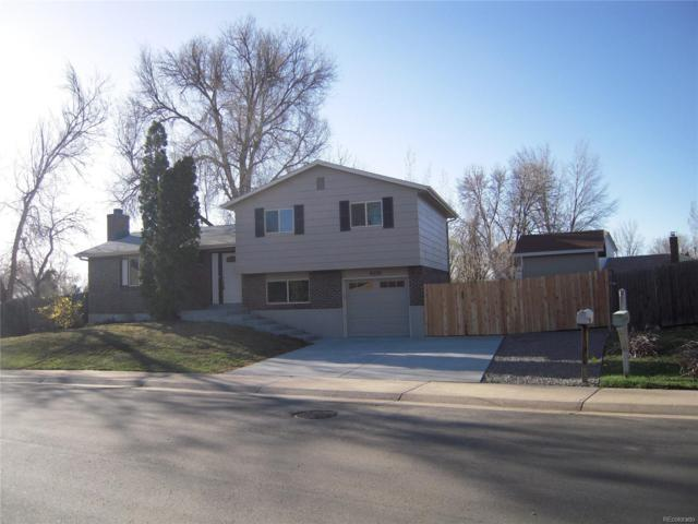 9306 W Maplewood Avenue, Littleton, CO 80123 (#5559696) :: The Peak Properties Group