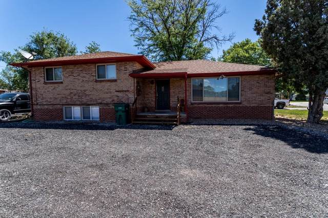 7205 W Arkansas Avenue, Lakewood, CO 80232 (#5559782) :: Bring Home Denver with Keller Williams Downtown Realty LLC