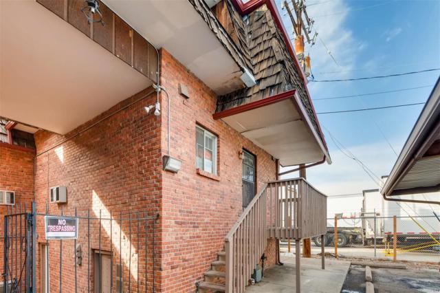5491 E Warren Avenue #222, Denver, CO 80222 (#5560035) :: HomeSmart Realty Group