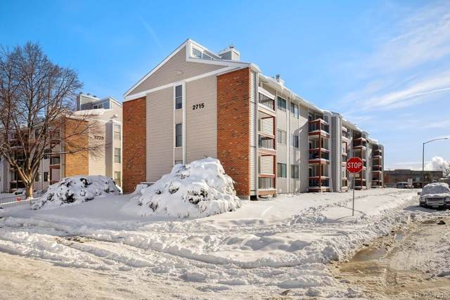 2715 W 86th Avenue #24, Westminster, CO 80031 (#5560145) :: True Performance Real Estate