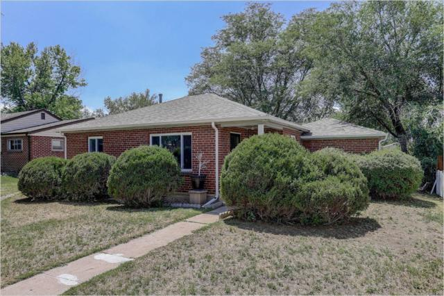545 S Canosa Court, Denver, CO 80219 (MLS #5560353) :: 8z Real Estate