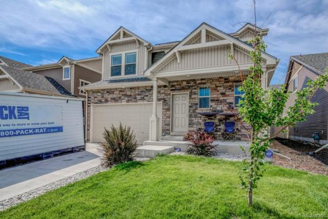 18100 E 44th Place, Denver, CO 80249 (#5560566) :: The Peak Properties Group