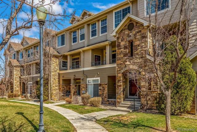 1535 S Florence Way #413, Aurora, CO 80247 (#5560588) :: Re/Max Structure