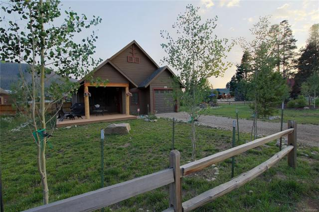 1105 Park Avenue, Grand Lake, CO 80447 (#5560697) :: Structure CO Group