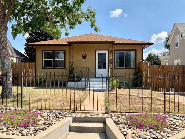 2823 N Cascade Avenue, Colorado Springs, CO 80907 (#5560783) :: Venterra Real Estate LLC
