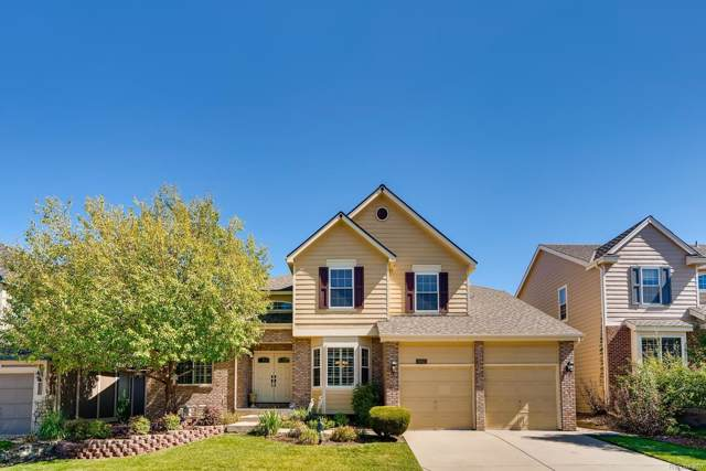 8842 Chestnut Hill Lane, Highlands Ranch, CO 80130 (MLS #5561266) :: Colorado Real Estate : The Space Agency
