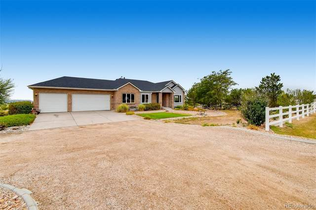9100 E 138th Court, Brighton, CO 80602 (#5561330) :: The Harling Team @ Homesmart Realty Group