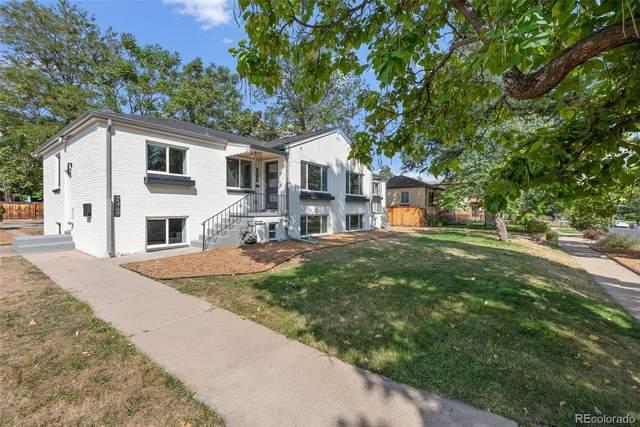 2479 W 41st Avenue, Denver, CO 80211 (#5561626) :: Compass Colorado Realty