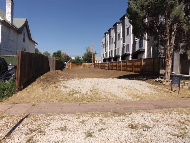 1629 Irving Street, Denver, CO 80204 (#5561642) :: My Home Team