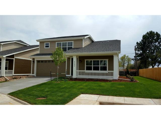 1290 W Quincy Circle, Englewood, CO 80110 (MLS #5561768) :: 8z Real Estate