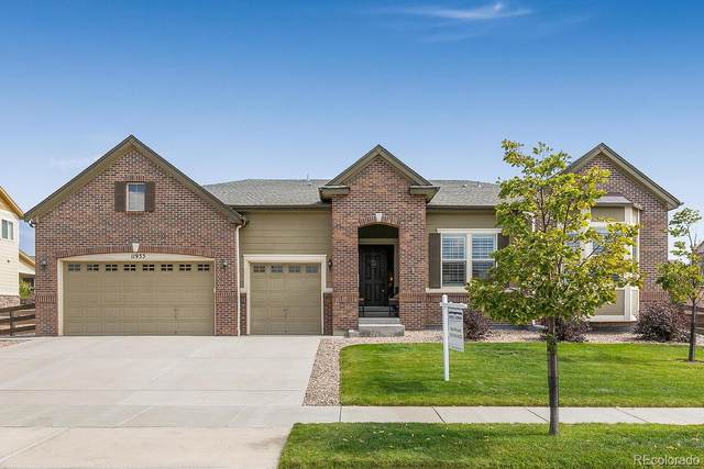 11933 S Meander Way, Parker, CO 80138 (#5561960) :: The DeGrood Team