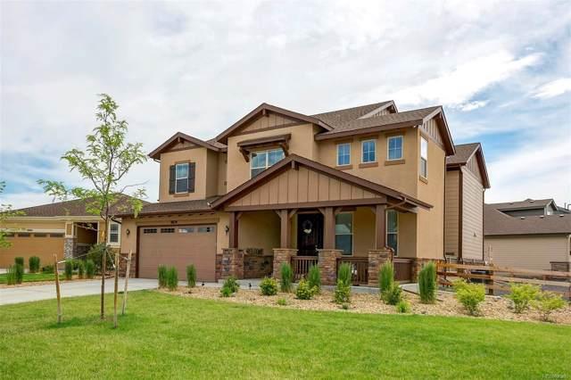 8874 Flattop Way, Arvada, CO 80007 (MLS #5562025) :: 8z Real Estate