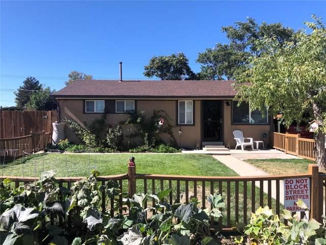 6491 Poplar Street, Commerce City, CO 80022 (MLS #5562249) :: 8z Real Estate