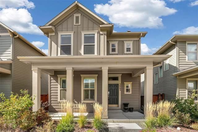 5063 Akron Street, Denver, CO 80238 (#5562777) :: The Peak Properties Group