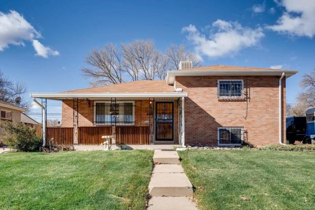 1621 S Winona Court, Denver, CO 80219 (#5562784) :: The Heyl Group at Keller Williams