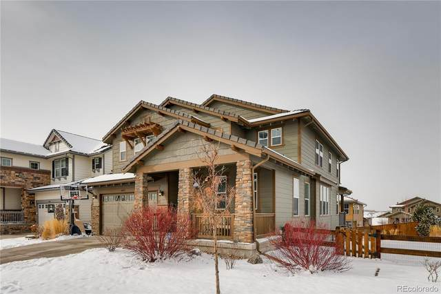 14035 Kenneth Circle, Parker, CO 80134 (#5563112) :: The HomeSmiths Team - Keller Williams