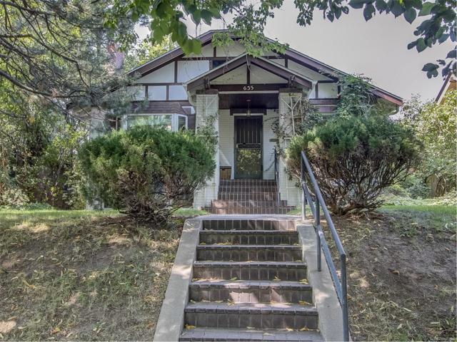 635 Fillmore Street, Denver, CO 80206 (#5563146) :: Wisdom Real Estate